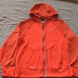 Nike Elite Orange Jacket